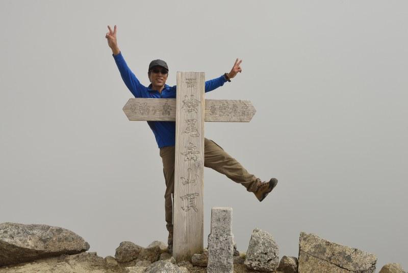 木曽駒ヶ岳~空木岳 (49)