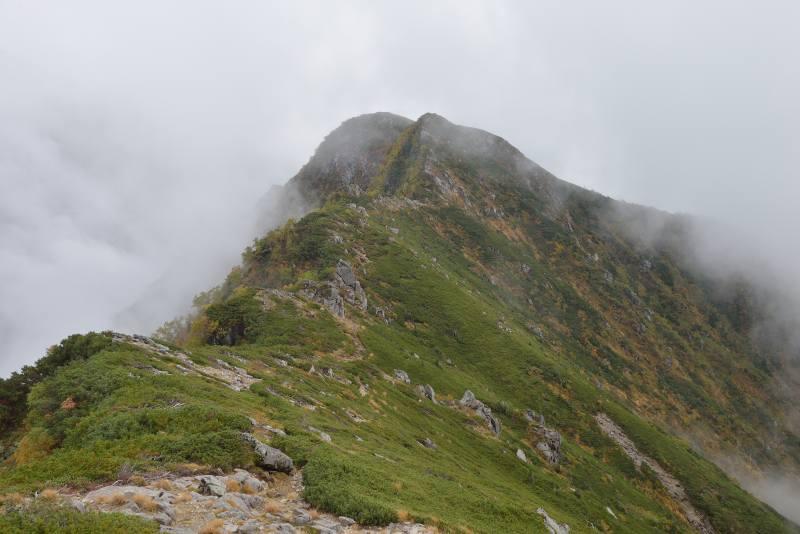 木曽駒ヶ岳~空木岳 (63)