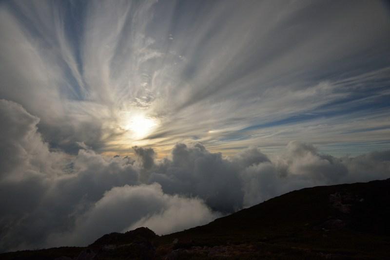 木曽駒ヶ岳~空木岳 (71)