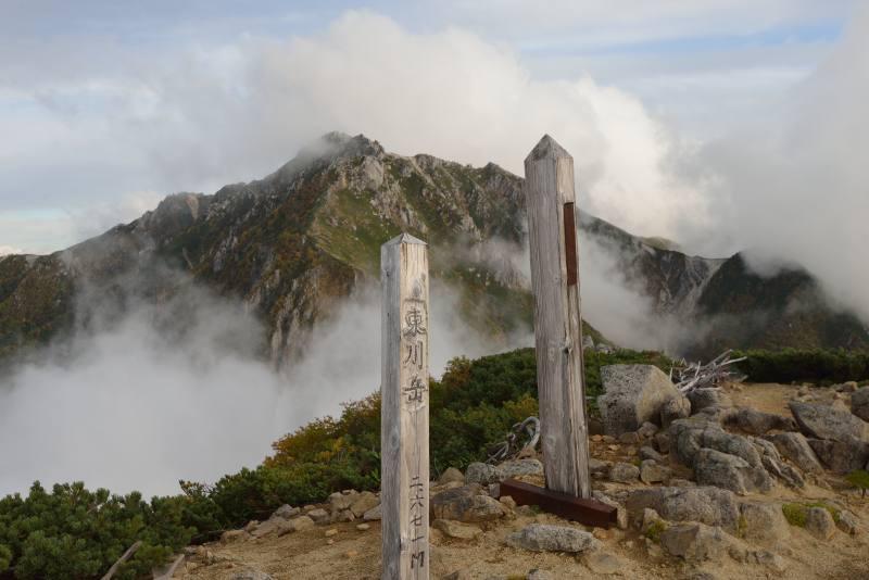 木曽駒ヶ岳~空木岳 (67)