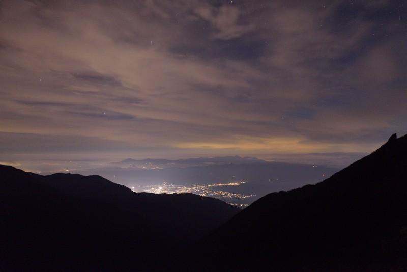 木曽駒ヶ岳~空木岳 (73)