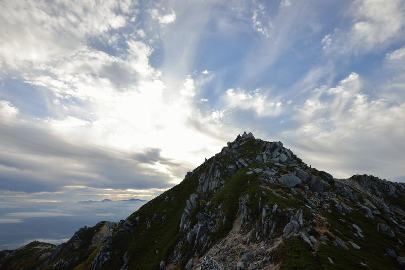 木曽駒ヶ岳~空木岳 (88)