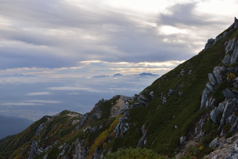 木曽駒ヶ岳~空木岳 (87)