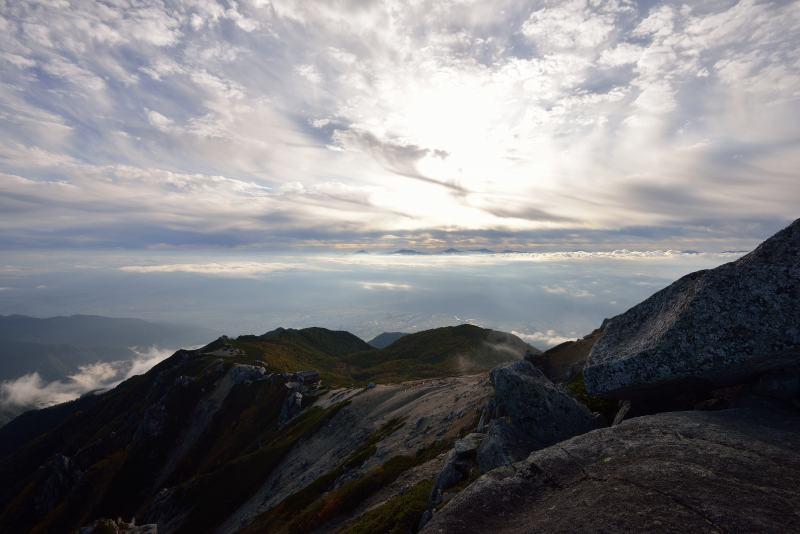 木曽駒ヶ岳~空木岳 (95)