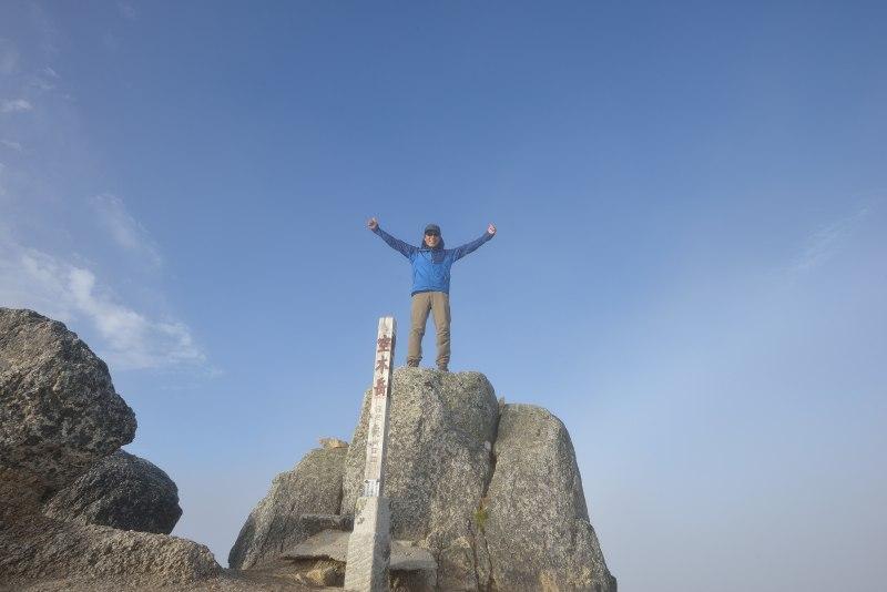 木曽駒ヶ岳~空木岳 (97)