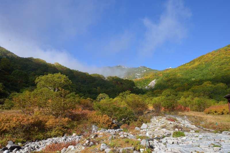 木曽駒ヶ岳~空木岳 (114)