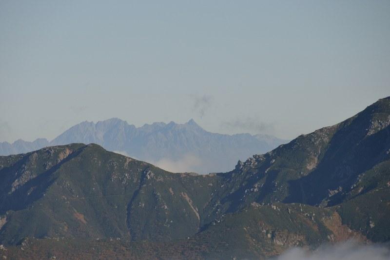 木曽駒ヶ岳~空木岳 (112)