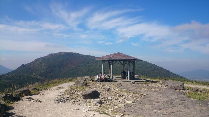 久住山トレラン (2)