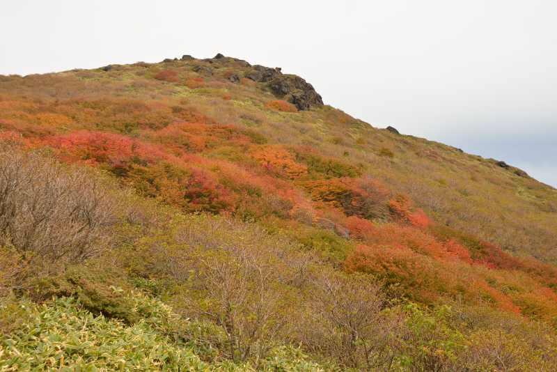 三俣山~扇ヶ鼻 (3)