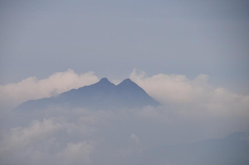 三俣山~扇ヶ鼻 (7)