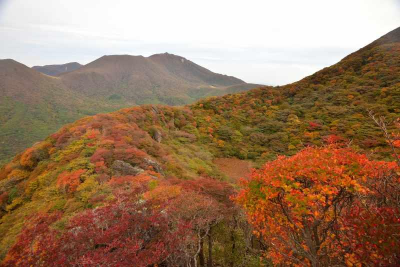 三俣山~扇ヶ鼻 (30)