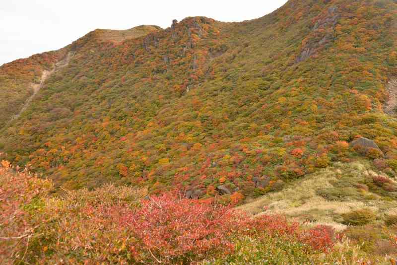 三俣山~扇ヶ鼻 (50)