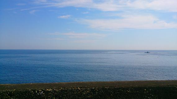 大きな海w