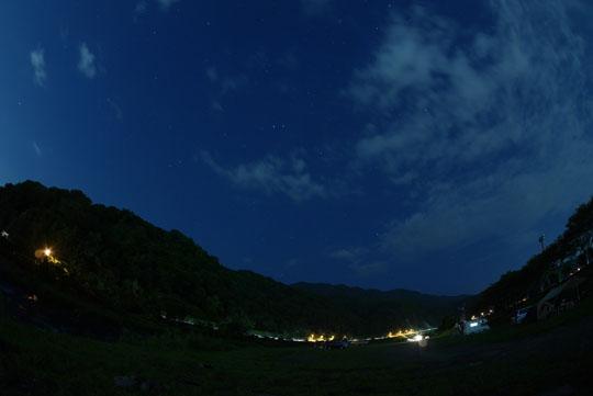 016夜の河原