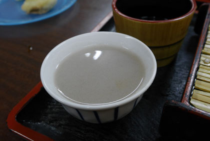 025蕎麦湯