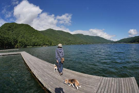 100木崎湖