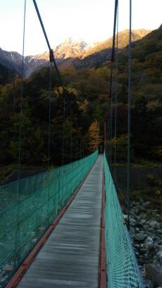 広河原から北岳(2)
