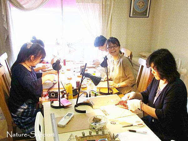 マクラメ編み手作り教室