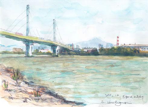 20151003 大和川のあたり
