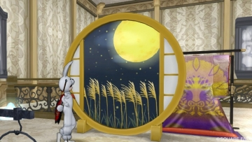 お月見の障子2