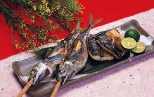 秋 食材 焼き魚ブログ