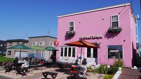 ジェラテリア エ カフェ ジジ (GERATERIA e CAFE Gigi)