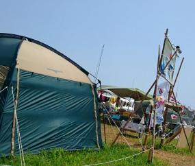 キャンプ場内風景2