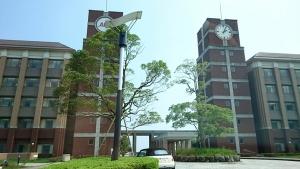 立命館アジア太平洋大学・キャンパス内
