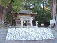 武田八幡宮 一の鳥居