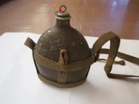 軍隊の水筒