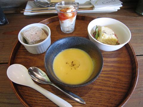 オードブル&スープ
