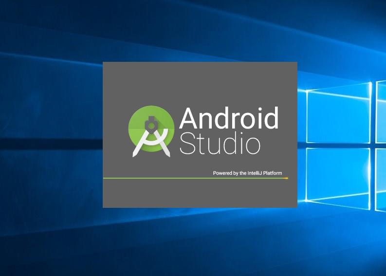 牛若丸  Android Studioのインストールと動作テスト