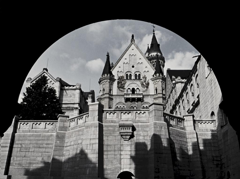 いつか見た風景(シンデレラ城)