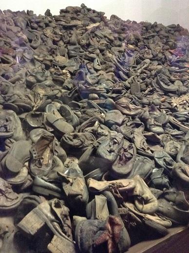 ユダヤ人の靴