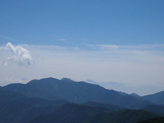 南アと富士山も