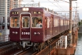 阪急3300系 3318F(20150927)