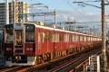 阪急8300系 8300F(20150927)