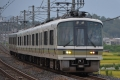 JR西日本 221系K12編成(20150912)