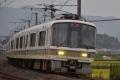JR西日本 221系K15編成(20150912)
