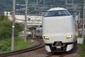JR西日本 287系FA05編成(20150912)
