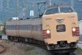 JR西日本 381系FE66編成(20150912)