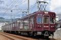 阪急5100系5134F代走【桜井―牧落】(20150913)