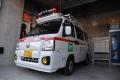 サンバー救急車【常用】①(20151017)