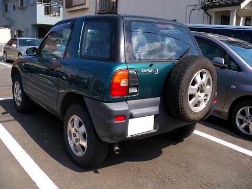 トヨタ・RAV4B