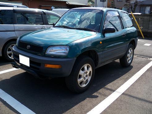 トヨタ・RAV4A