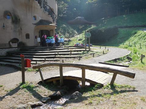 ムーミン屋敷@あけぼの子どもの森公園 その1A