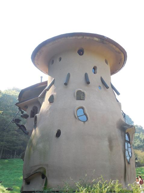 ムーミン屋敷@あけぼの子どもの森公園 その1G