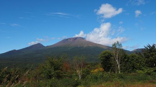 浅間山151002