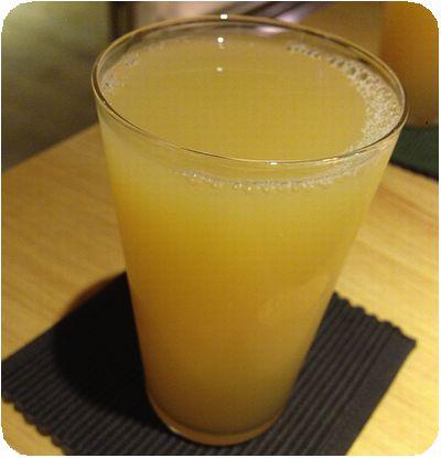 惣菜本舗リンゴジュース