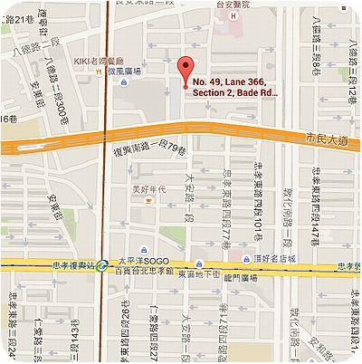 惣菜本舗地図
